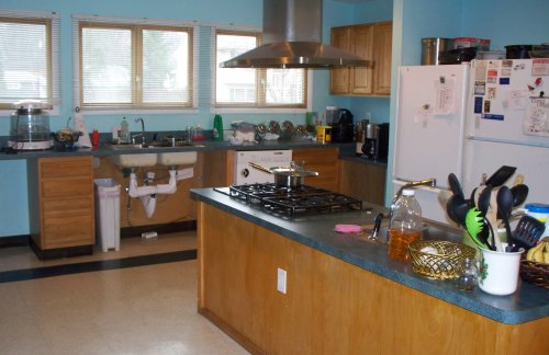 Handicap Accessible Kitchen